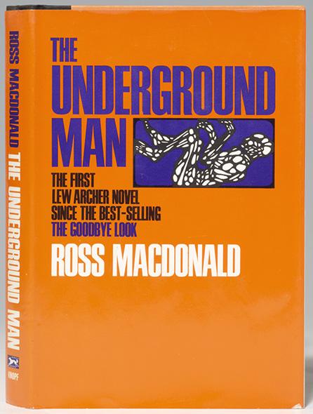 macdonald underground man